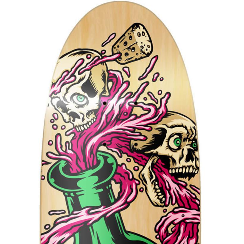 Jart Skateboards - Pool Before Death Series 9