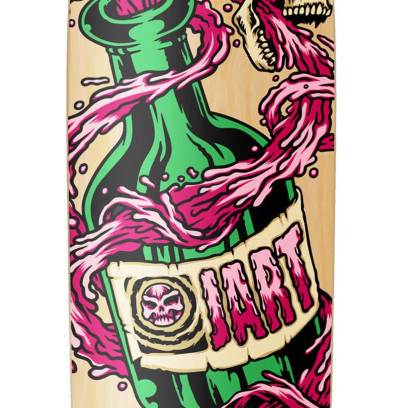 Jart Skateboards - Pool Before Death Series 10
