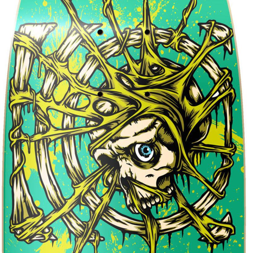 Jart Skateboards - Pool Before Death Series 12