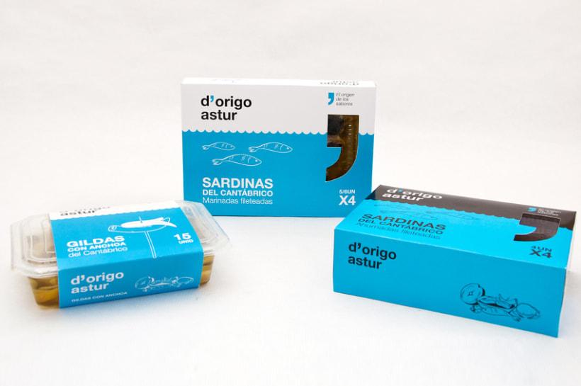 D'origo Astur. Productos Gourmet de Asturias 11