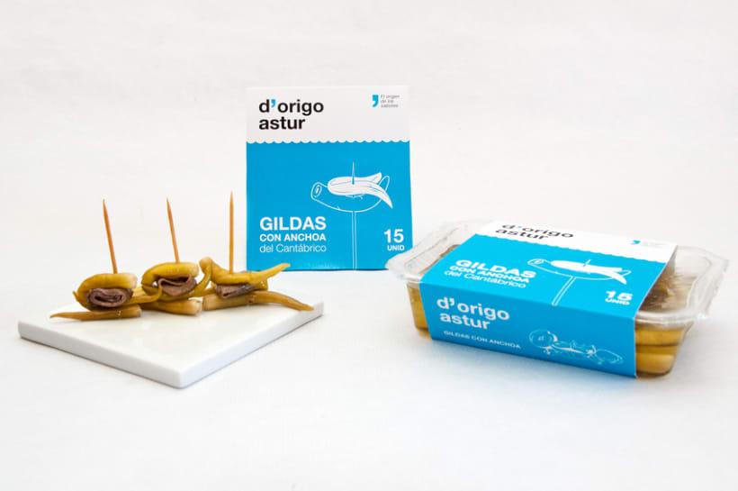 D'origo Astur. Productos Gourmet de Asturias 9