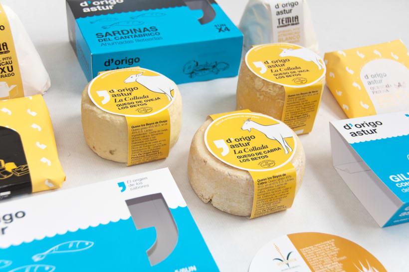 D'origo Astur. Productos Gourmet de Asturias 12