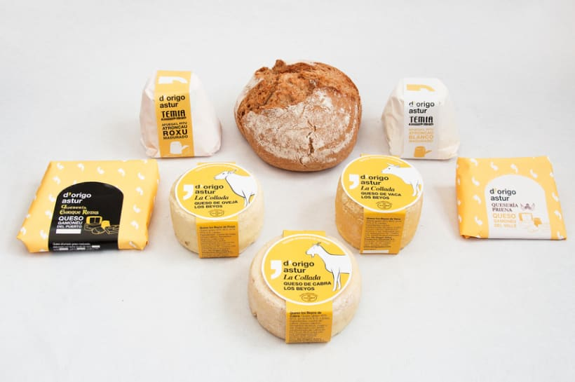 D'origo Astur. Productos Gourmet de Asturias 6