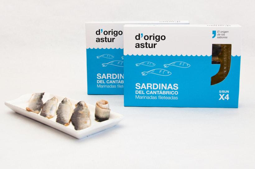 D'origo Astur. Productos Gourmet de Asturias 10