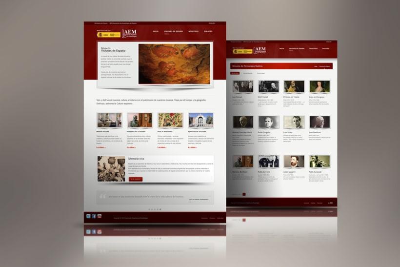 Web Visiones de España 0