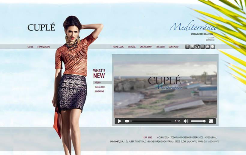 Maquetación web cuple.com -1