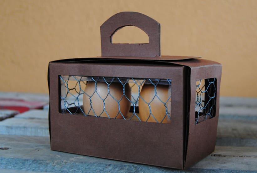 Packaging dos huevos  1