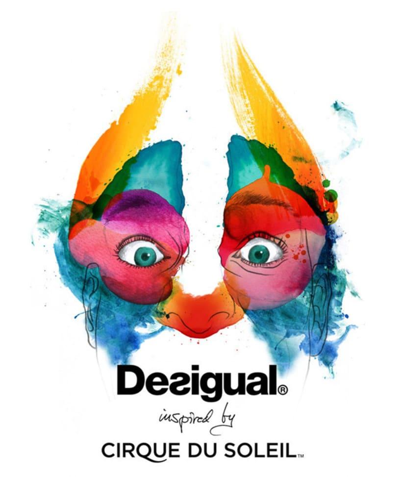 DESIGUAL & CIRQUE DU SOLEIL 0