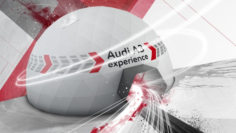 AUDI A3 EXPERIENCE 0