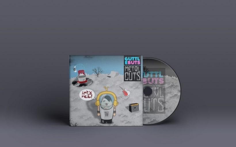 Cuttle Butts (colección muestras de sonidos para dj-s) 0