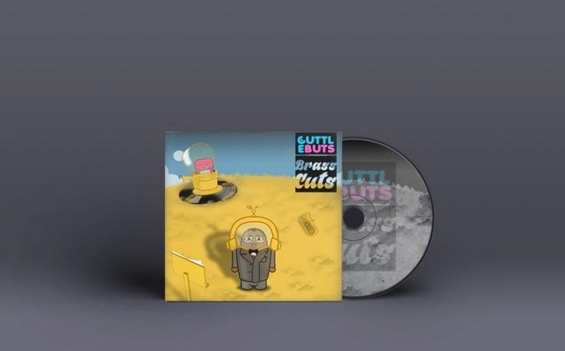 Cuttle Butts (colección muestras de sonidos para dj-s) 1
