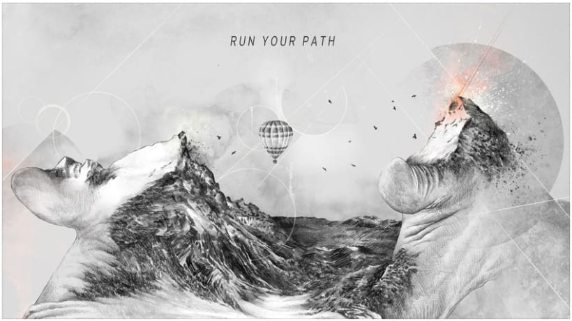 RUN YOUR PATH 0