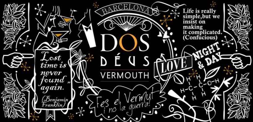 DOS DEUS / ALIMENTARIA | Diseño para el stand de WKYREGAL en Alimentaria 2014 (Barcelona) 6
