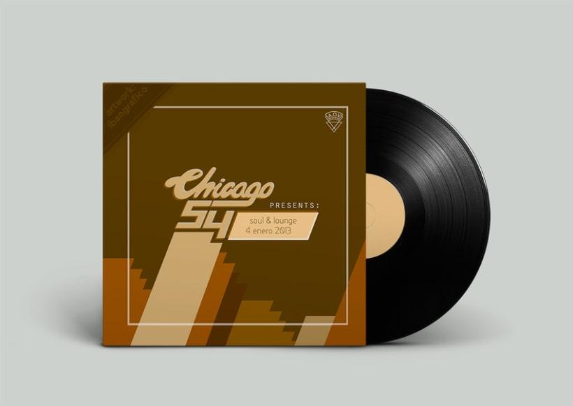 Sesiones - Chicago 54 0