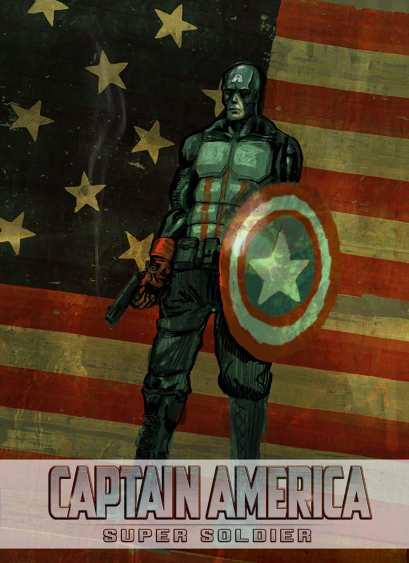 Marvel Portfolio 3