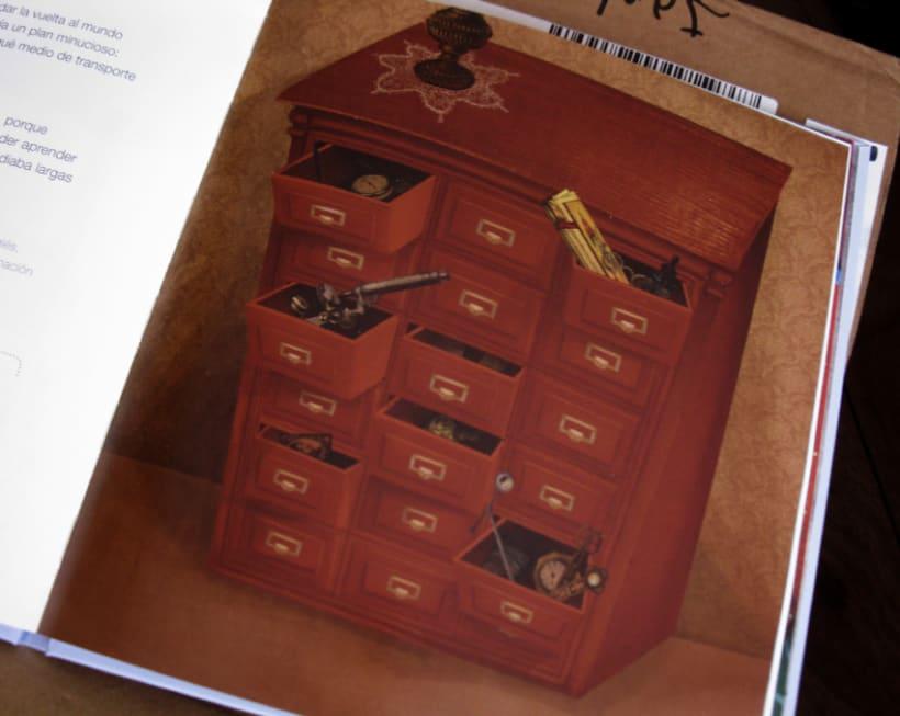 Ilustraciones para una publicación española 4