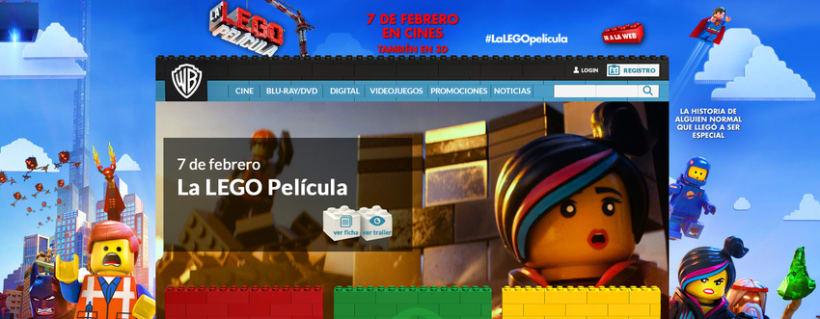 La LEGO Película 0