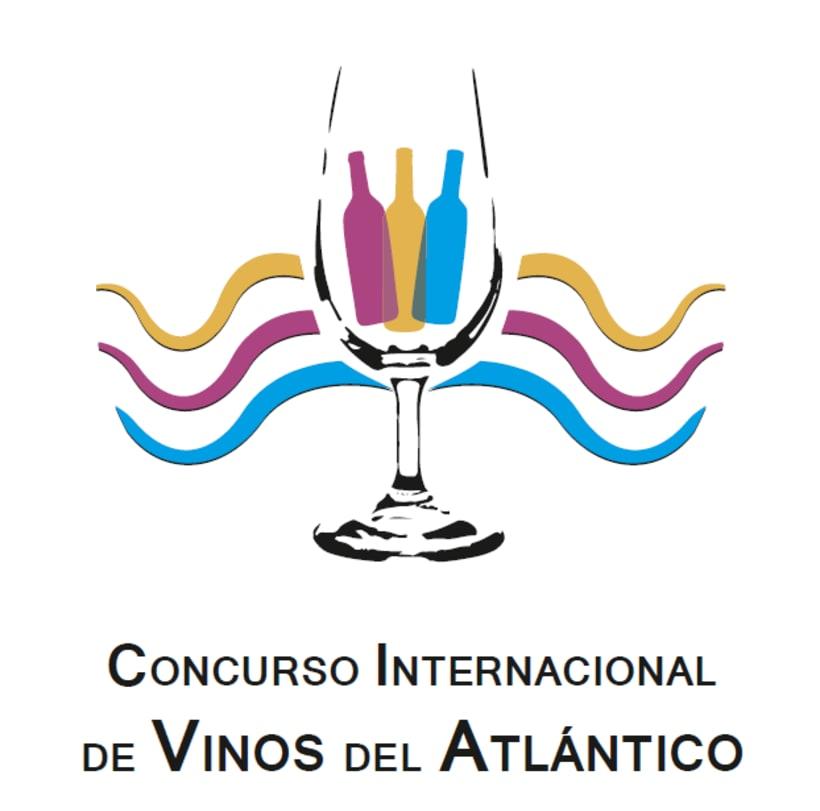 Anagrama para concurso internacional de vinos 1
