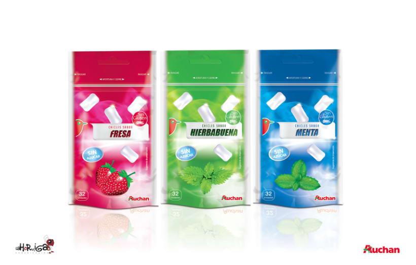 Packaging Auchan 2