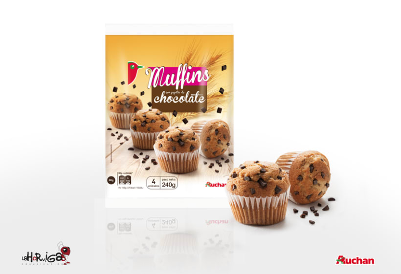 Packaging Auchan 0