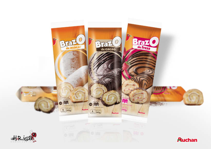 Packaging Auchan 4