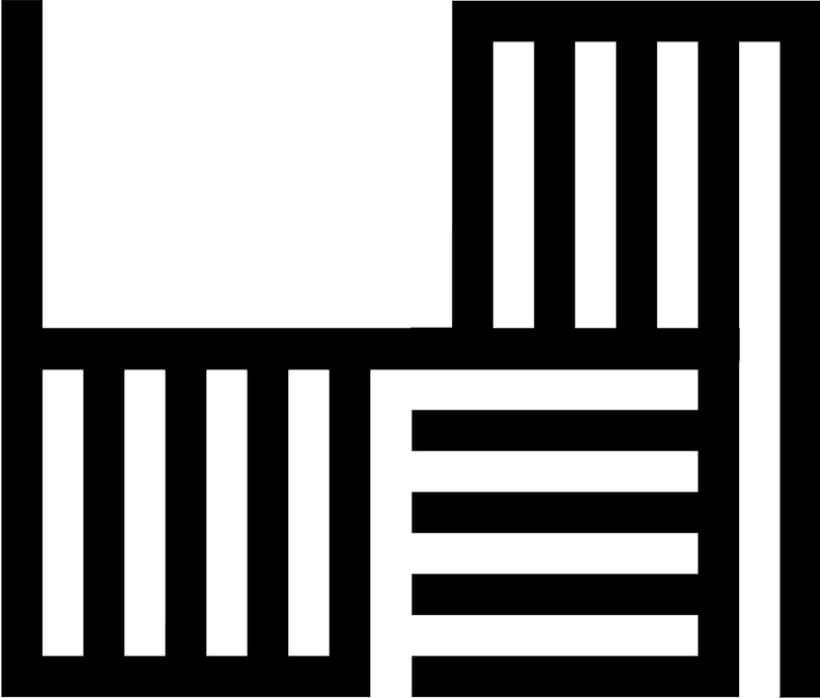 Silla ELE. Logotipo y mobiliario 2