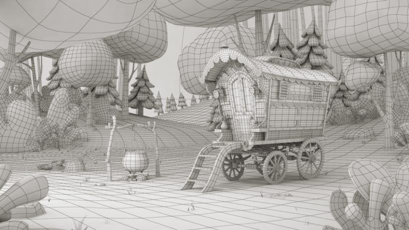 Wagon Environment 1