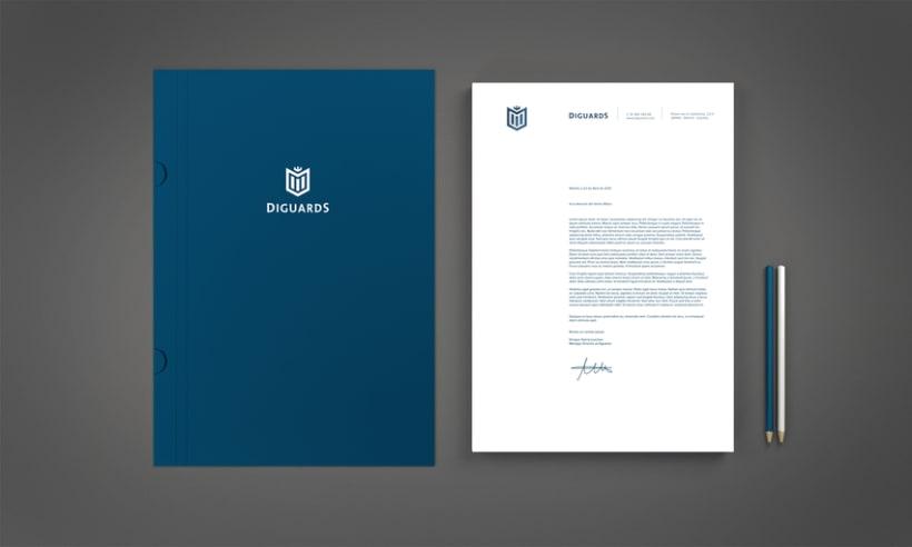 Diguards® - Identidad corporativa + Branding 6