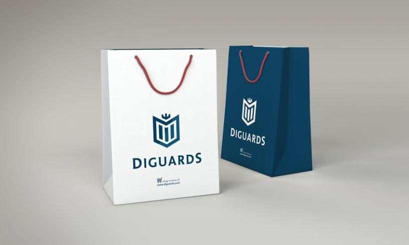 Diguards® - Identidad corporativa + Branding 7