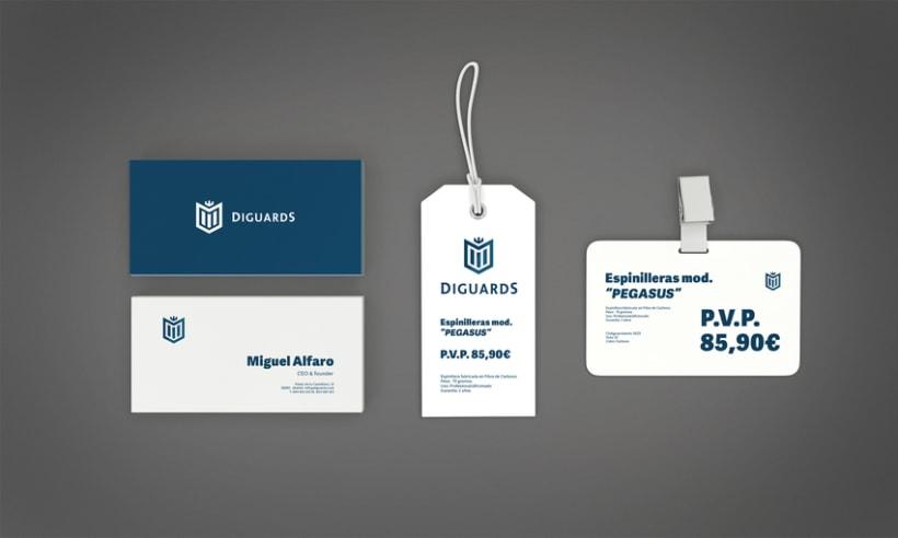 Diguards® - Identidad corporativa + Branding 10