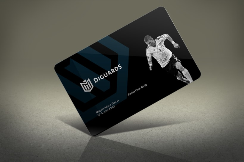 Diguards® - Identidad corporativa + Branding 24