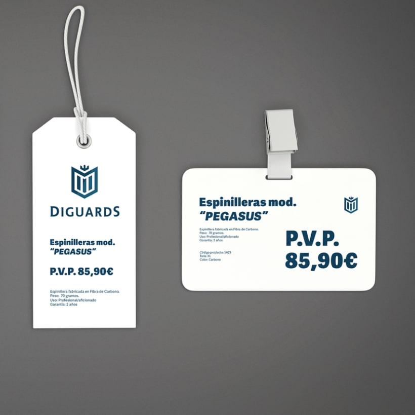 Diguards® - Identidad corporativa + Branding 11