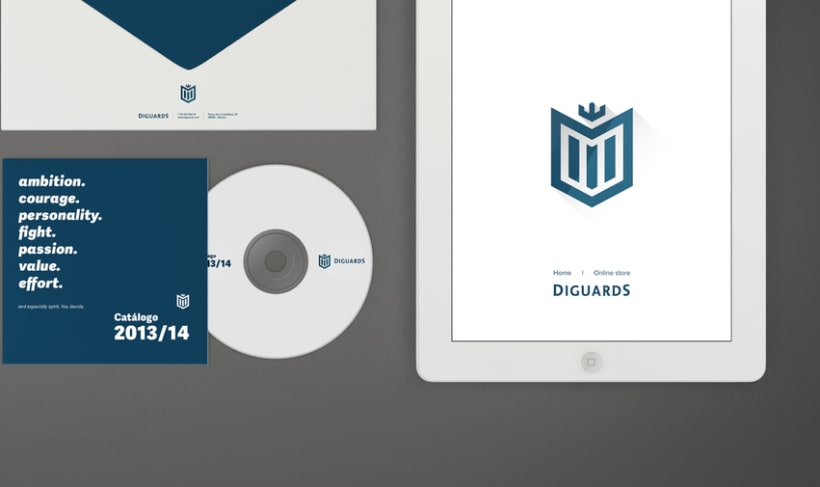 Diguards® - Identidad corporativa + Branding 9