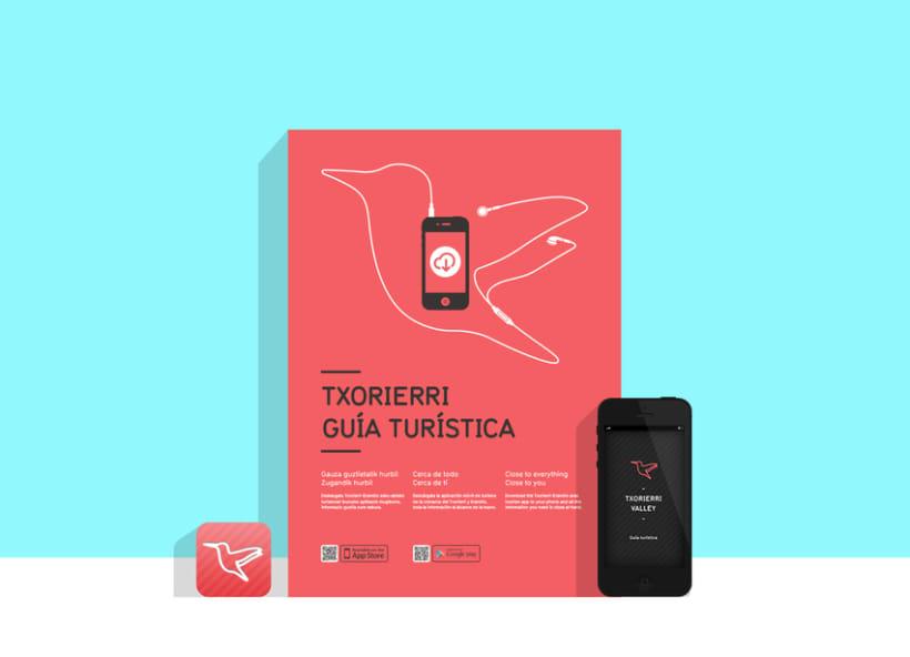 App -  Turismo Txorierri 1