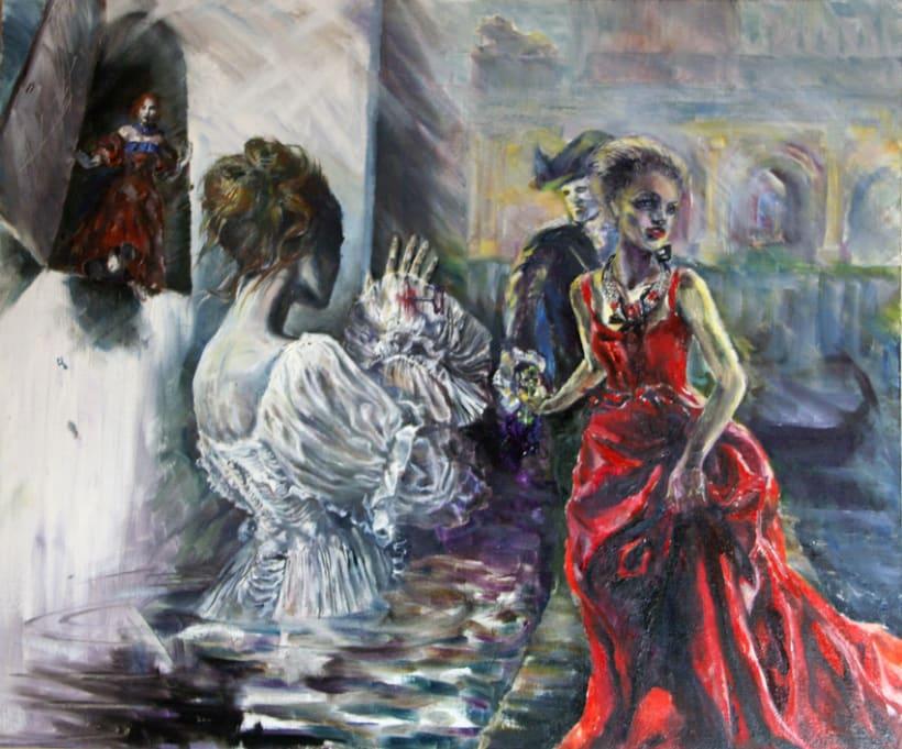 Cuadros: pinturas, dibujos 7