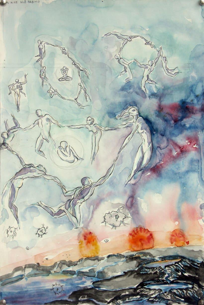 Cuadros: pinturas, dibujos 11
