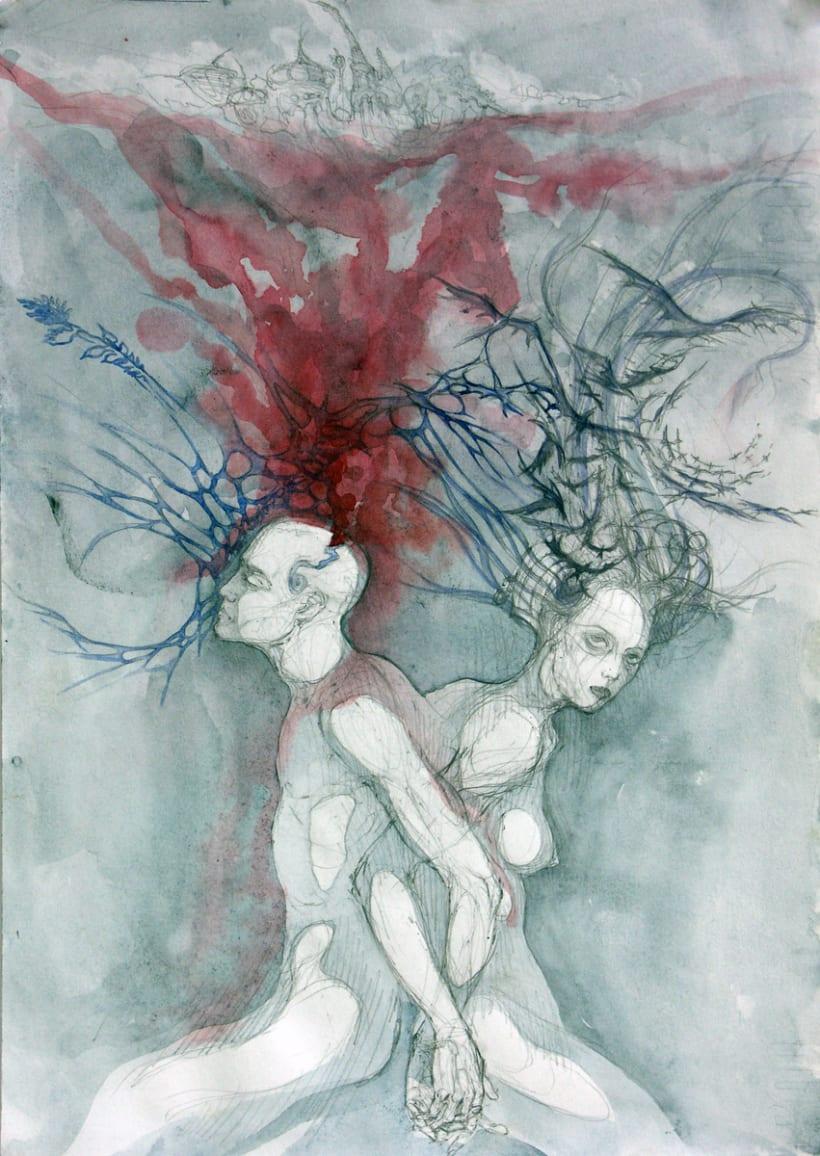 Cuadros: pinturas, dibujos 12