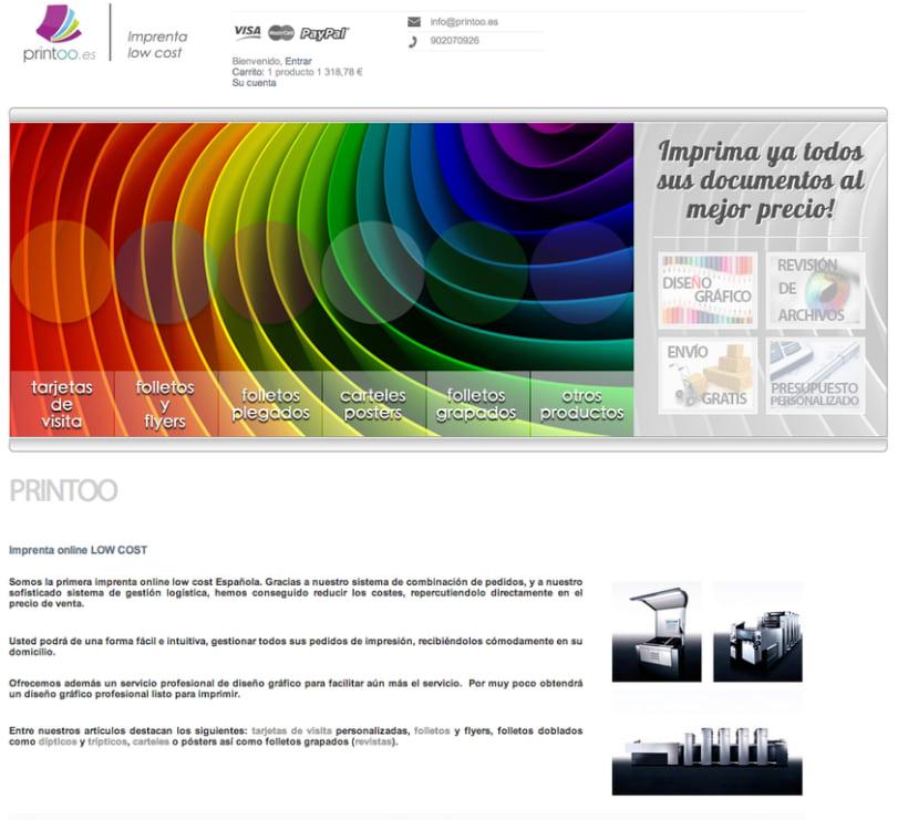 Nueva web imprentaonline.es -1