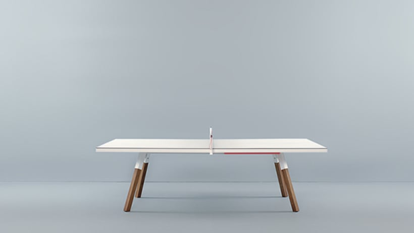 Ping Pong Table 0