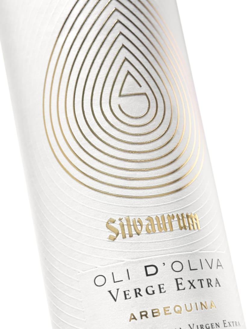 Silvaurum Aceite de Oliva 3