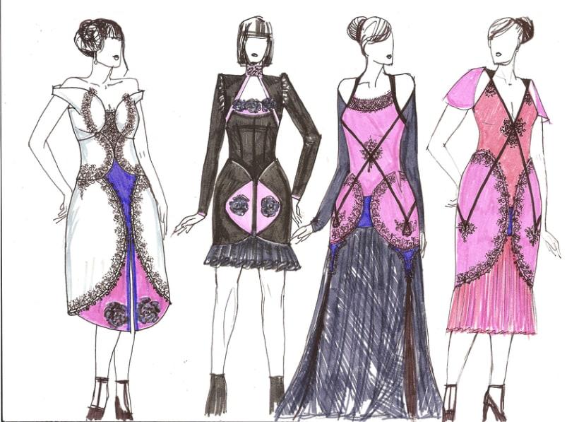 Diseño prendas mujer, tallas L-XL-XXL 3