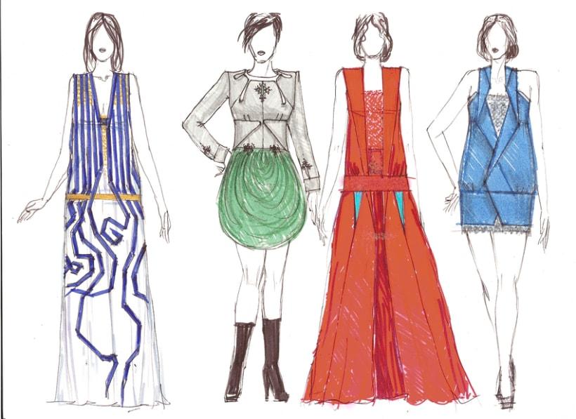 Diseño prendas mujer, tallas L-XL-XXL 4
