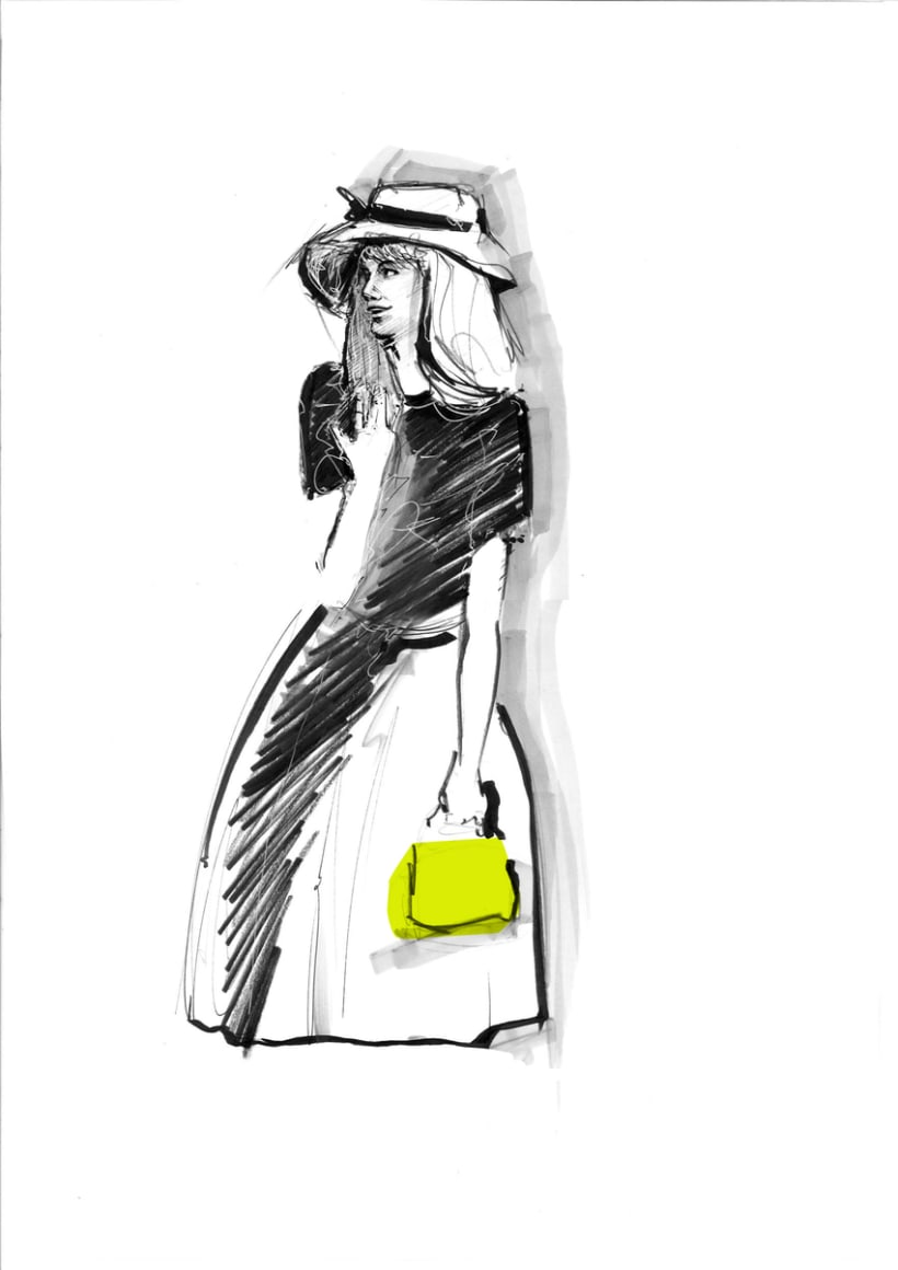 fashion illustration 8