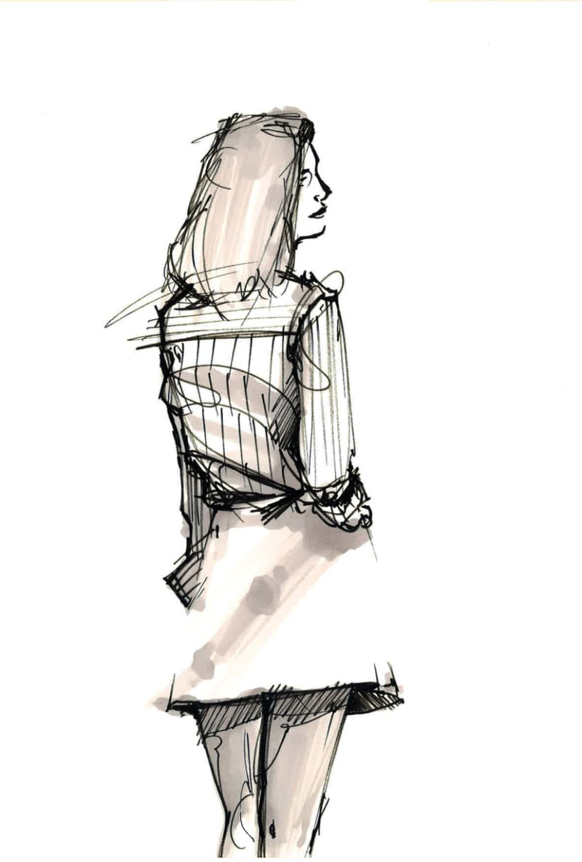 fashion illustration 14