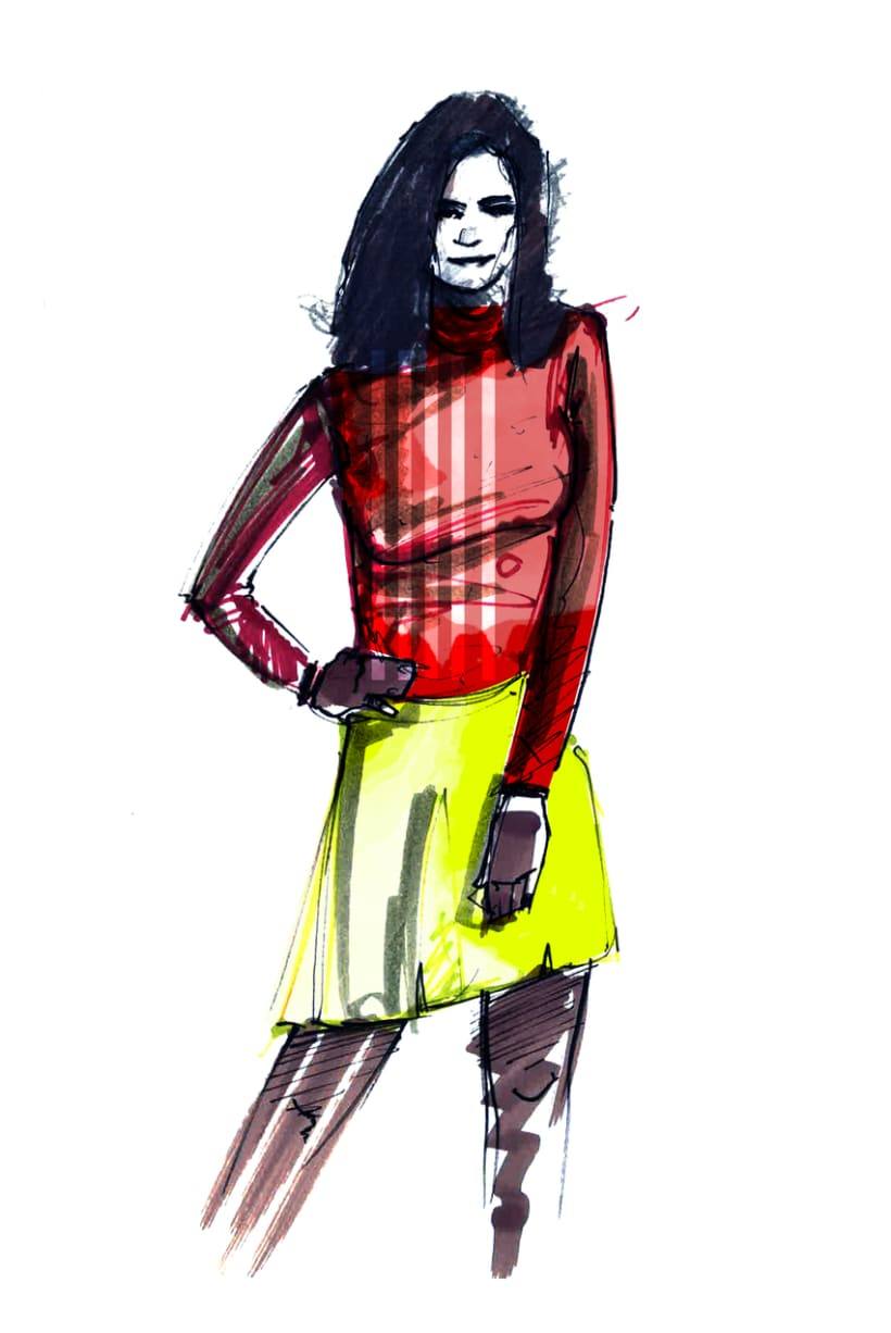 fashion illustration 16