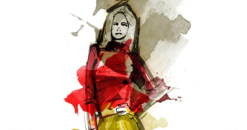 fashion illustration 22