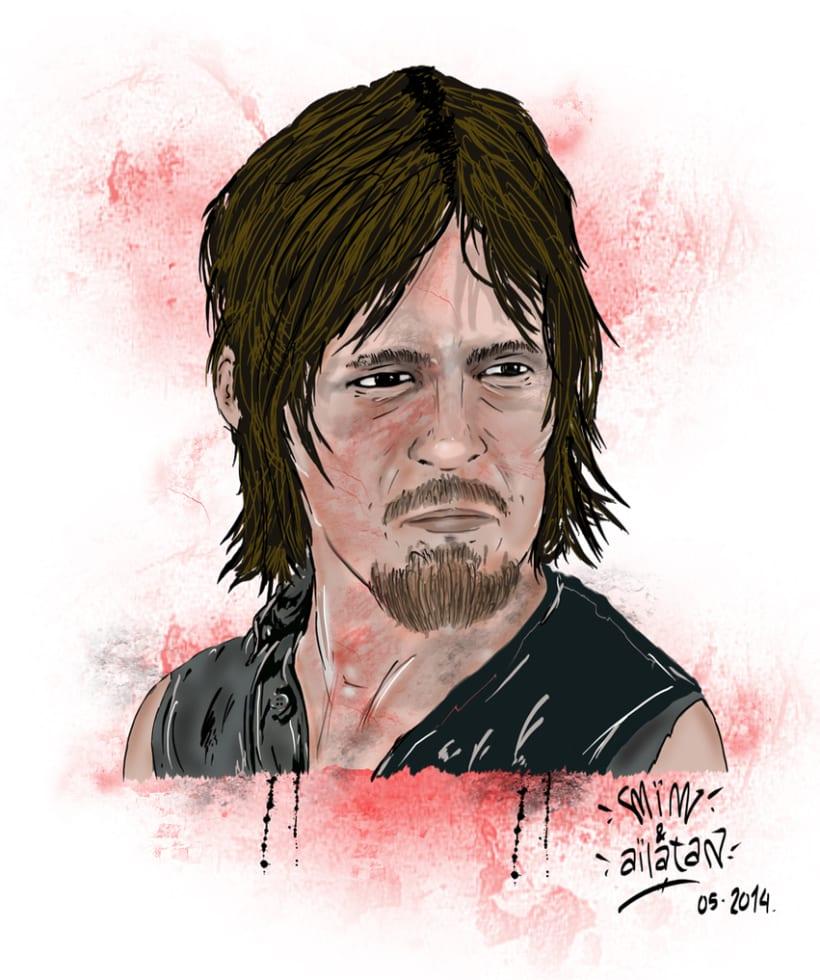 Daryl Dixon -1