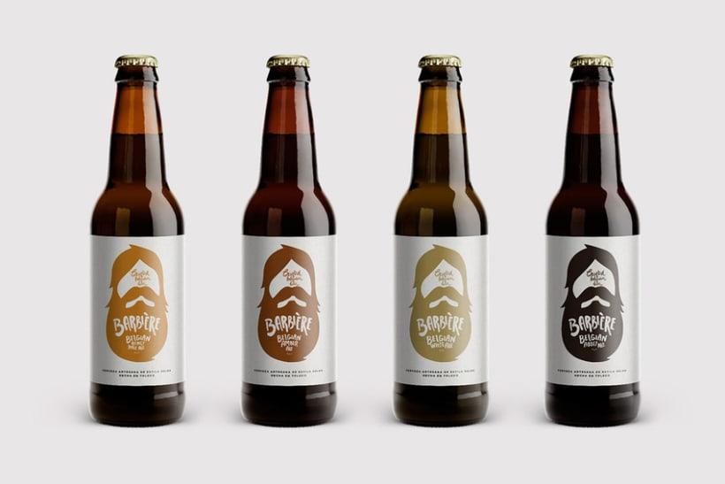 Barbiére Beer 2