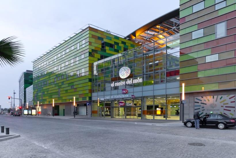 Centro comercial. Perpignan, Francia 6