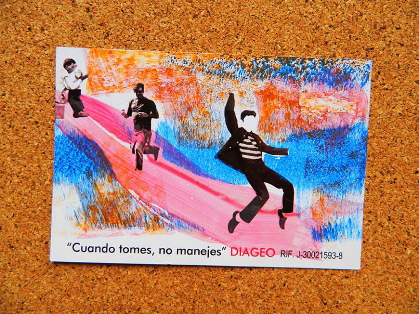 Pampero PEMDLC 2013 - DIAGEO (Consumo responsable) 1